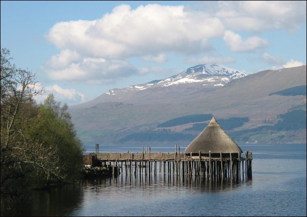 Image result for Loch Tay